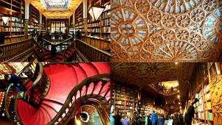 Livraria Lello 本屋 書店
